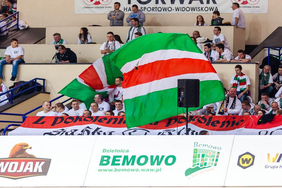 Legia Warszawa 69-58 Polonia Warszawa - fot. Piotr Galas (zdjęcie 26 z 77)