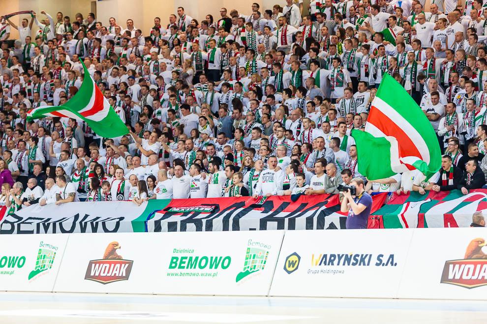 Legia Warszawa 69-58 Polonia Warszawa - fot. Piotr Galas (zdjęcie 29 z 77)