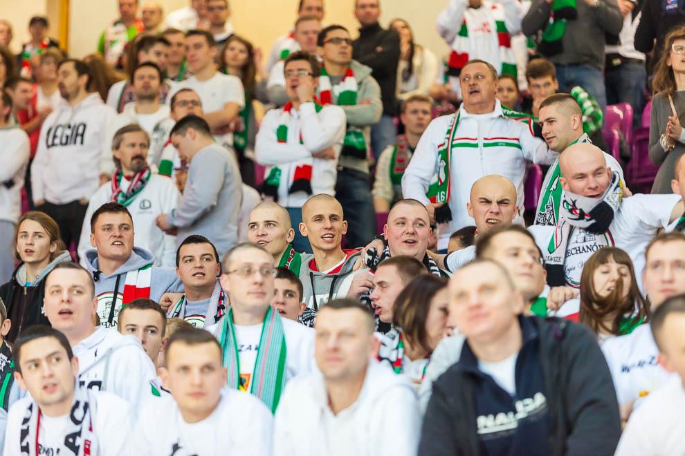 Legia Warszawa 69-58 Polonia Warszawa - fot. Piotr Galas (zdjęcie 31 z 77)