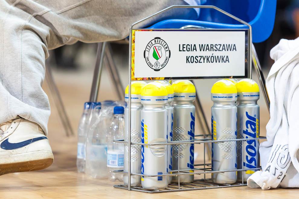 Legia Warszawa 69-58 Polonia Warszawa - fot. Piotr Galas (zdjęcie 36 z 77)