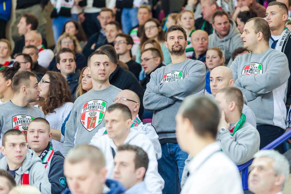 Legia Warszawa 69-58 Polonia Warszawa - fot. Piotr Galas (zdjęcie 41 z 77)