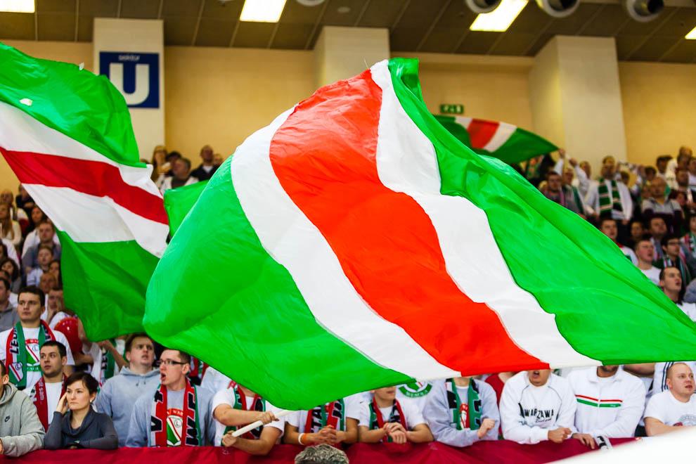 Legia Warszawa 69-58 Polonia Warszawa - fot. Piotr Galas (zdjęcie 43 z 77)