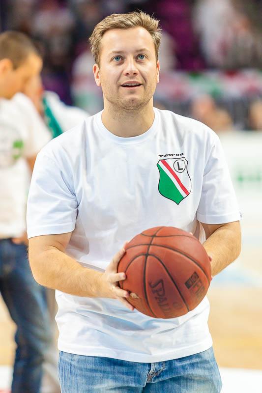 Legia Warszawa 69-58 Polonia Warszawa - fot. Piotr Galas (zdjęcie 50 z 77)