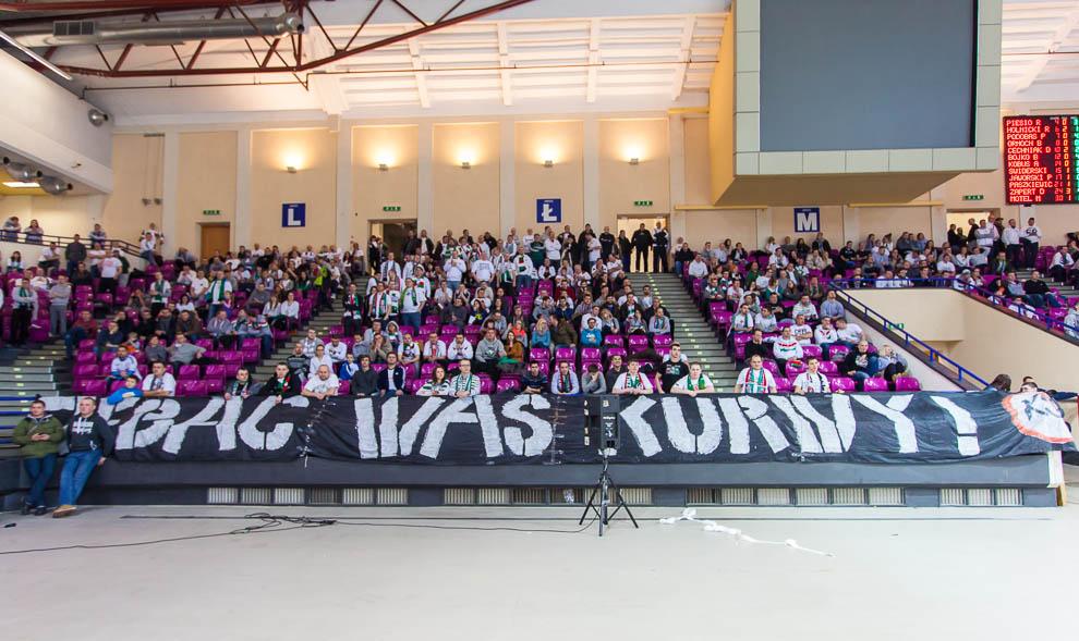 Legia Warszawa 69-58 Polonia Warszawa - fot. Piotr Galas (zdjęcie 61 z 77)