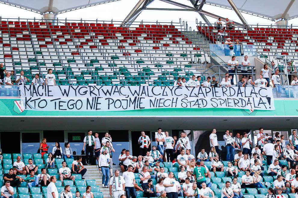Legia Warszawa 1-0 FC Botosani - fot. Piotr Galas/wiadomosci24.pl (zdjęcie 1 z 84)