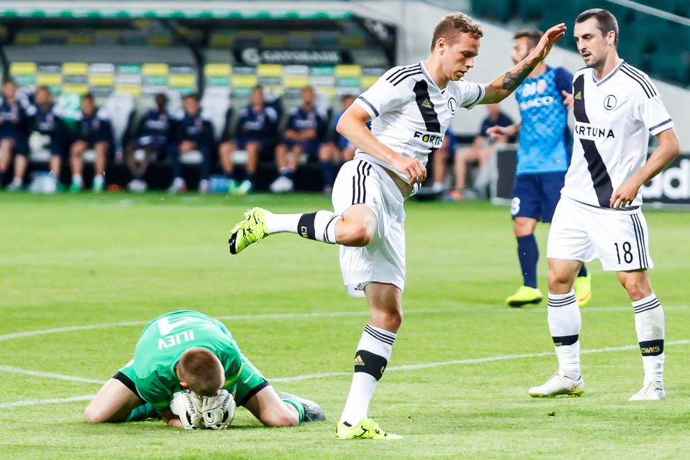 Legia Warszawa 1-0 FC Botosani - fot. Piotr Galas/wiadomosci24.pl (zdjęcie 23 z 84)
