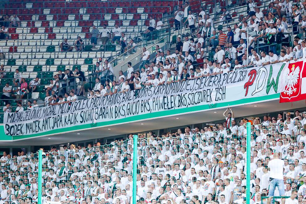 Legia Warszawa 1-0 FC Botosani - fot. Piotr Galas/wiadomosci24.pl (zdjęcie 26 z 84)