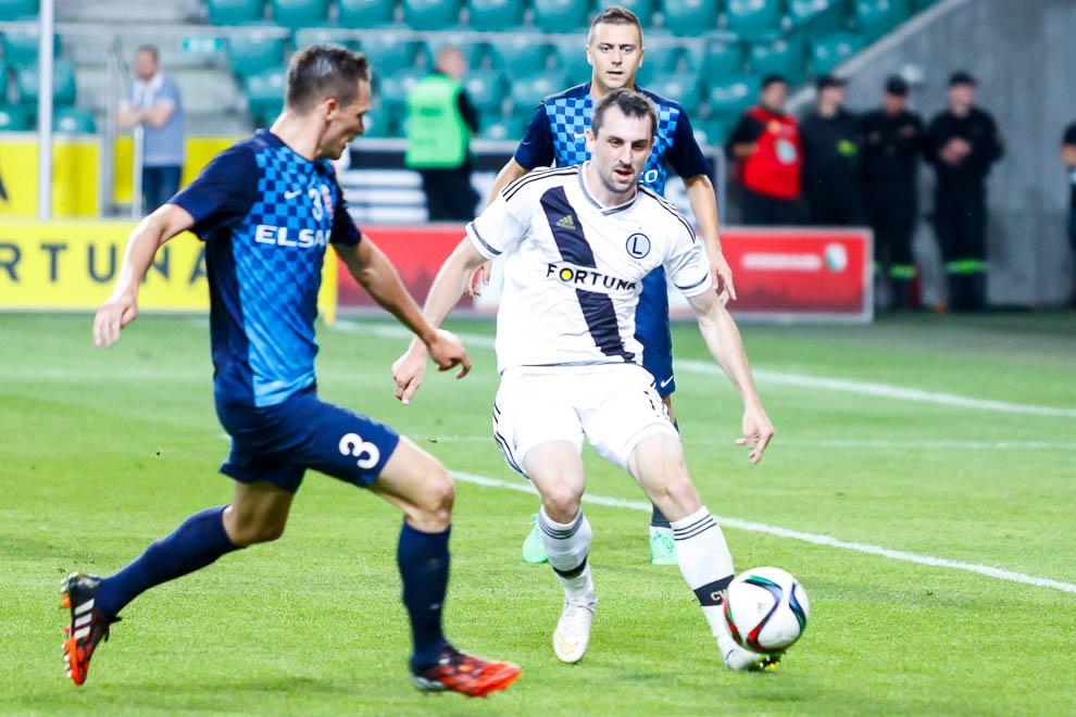 Legia Warszawa 1-0 FC Botosani - fot. Piotr Galas/wiadomosci24.pl (zdjęcie 28 z 84)