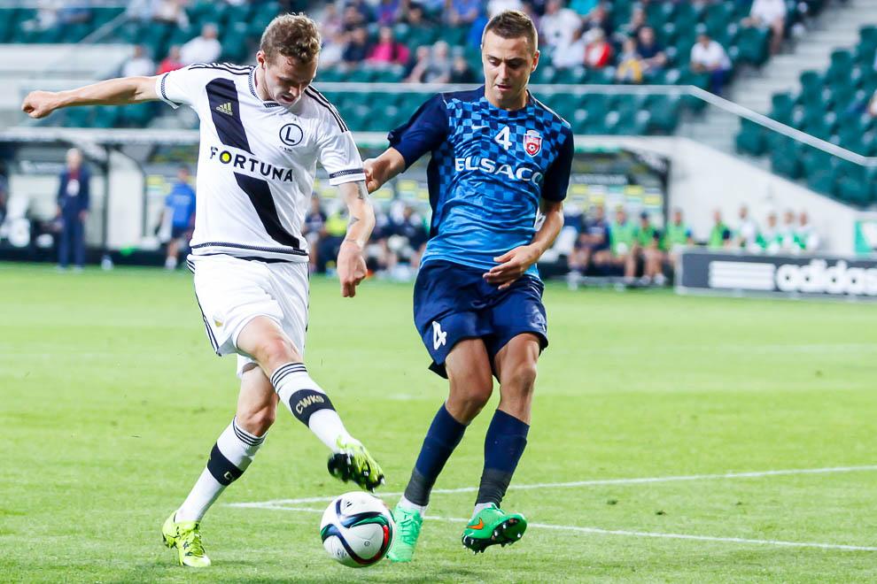 Legia Warszawa 1-0 FC Botosani - fot. Piotr Galas/wiadomosci24.pl (zdjęcie 33 z 84)