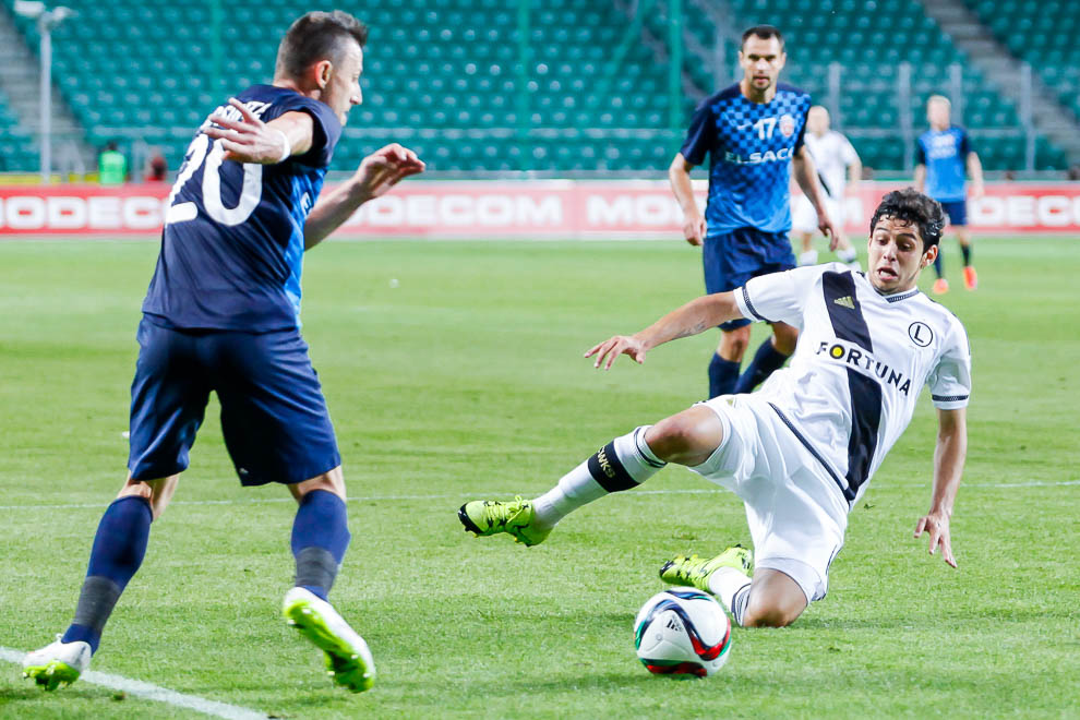 Legia Warszawa 1-0 FC Botosani - fot. Piotr Galas/wiadomosci24.pl (zdjęcie 35 z 84)