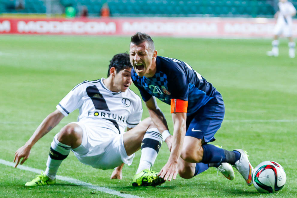 Legia Warszawa 1-0 FC Botosani - fot. Piotr Galas/wiadomosci24.pl (zdjęcie 36 z 84)
