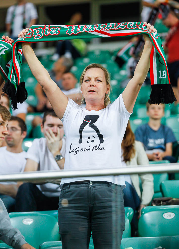 Legia Warszawa 1-0 FC Botosani - fot. Piotr Galas/wiadomosci24.pl (zdjęcie 40 z 84)
