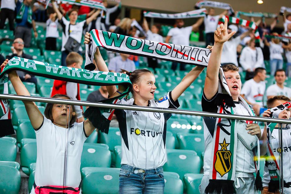 Legia Warszawa 1-0 FC Botosani - fot. Piotr Galas/wiadomosci24.pl (zdjęcie 41 z 84)