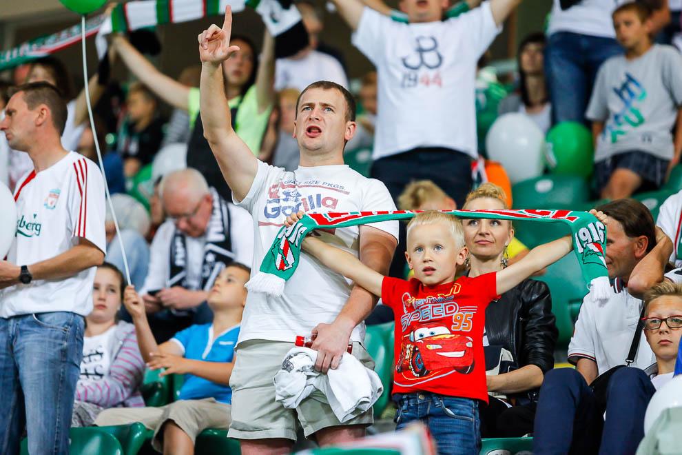 Legia Warszawa 1-0 FC Botosani - fot. Piotr Galas/wiadomosci24.pl (zdjęcie 42 z 84)