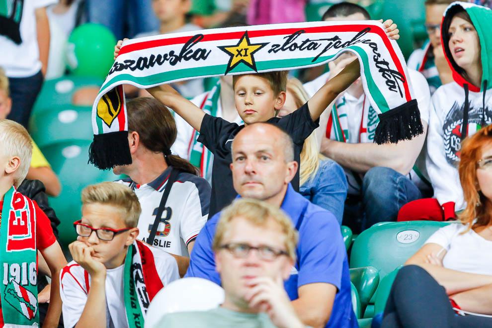Legia Warszawa 1-0 FC Botosani - fot. Piotr Galas/wiadomosci24.pl (zdjęcie 43 z 84)