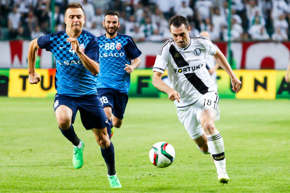 Legia Warszawa 1-0 FC Botosani - fot. Piotr Galas/wiadomosci24.pl (zdjęcie 44 z 84)