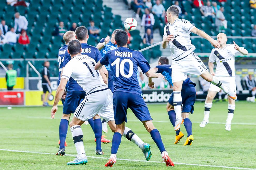 Legia Warszawa 1-0 FC Botosani - fot. Piotr Galas/wiadomosci24.pl (zdjęcie 48 z 84)