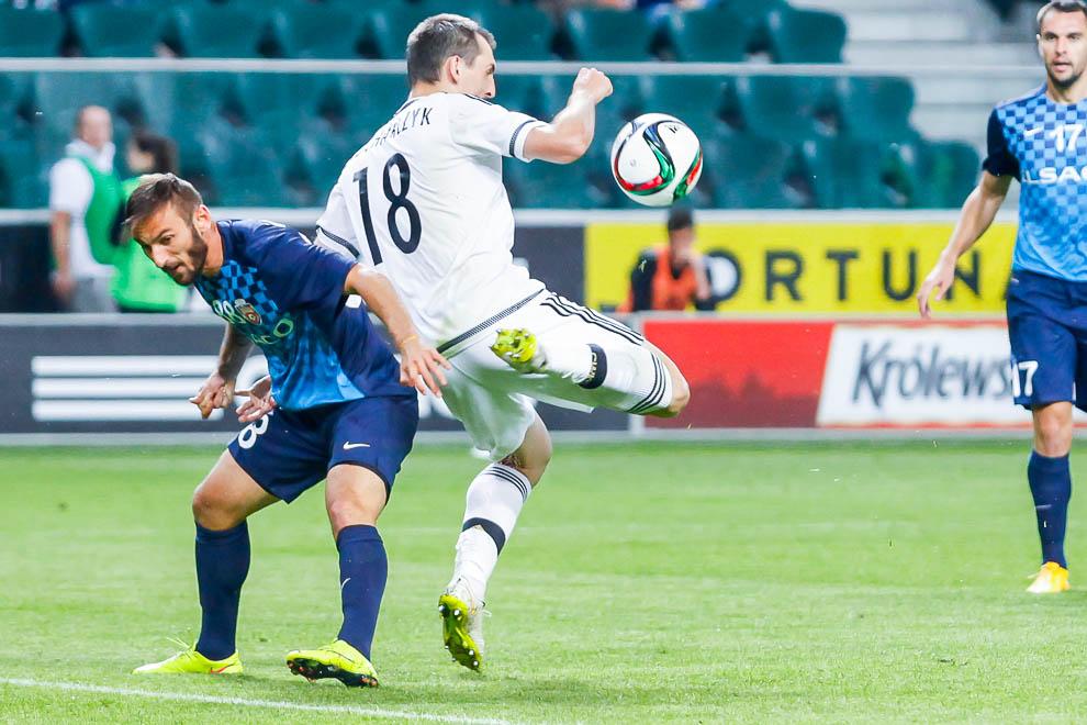 Legia Warszawa 1-0 FC Botosani - fot. Piotr Galas/wiadomosci24.pl (zdjęcie 50 z 84)