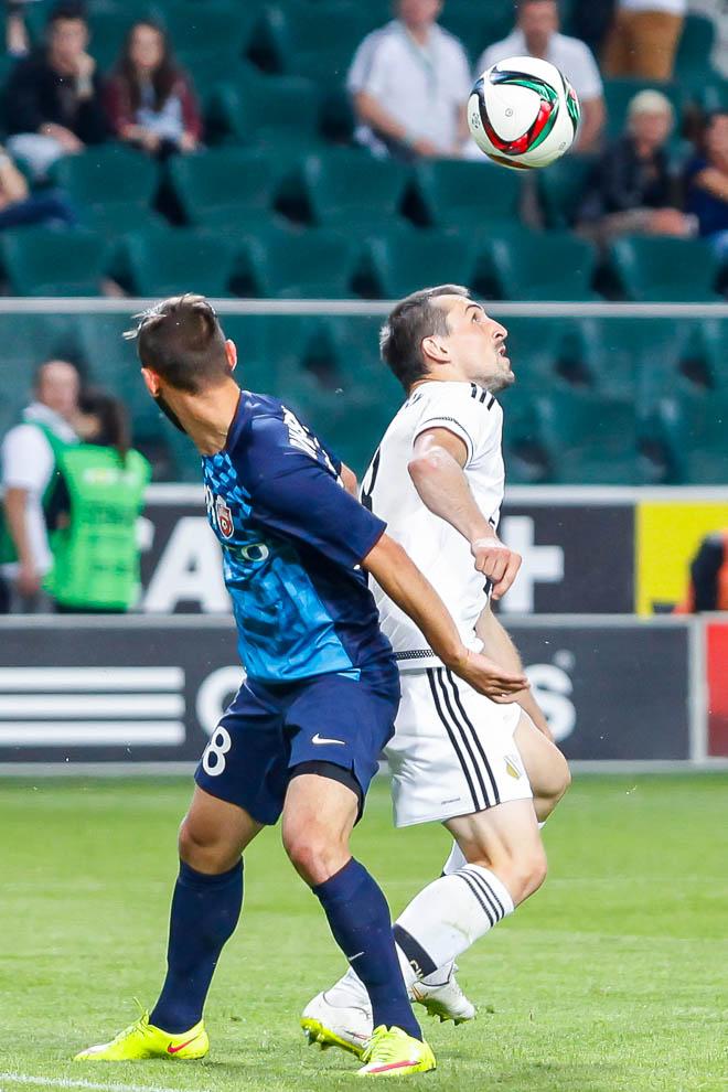 Legia Warszawa 1-0 FC Botosani - fot. Piotr Galas/wiadomosci24.pl (zdjęcie 51 z 84)