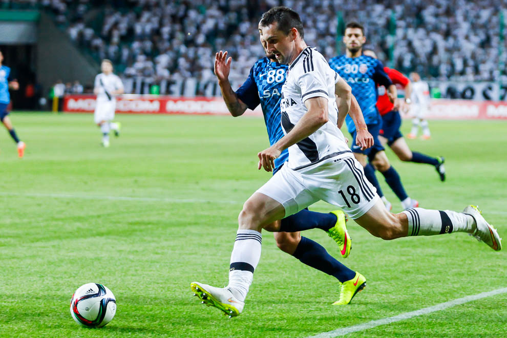 Legia Warszawa 1-0 FC Botosani - fot. Piotr Galas/wiadomosci24.pl (zdjęcie 53 z 84)