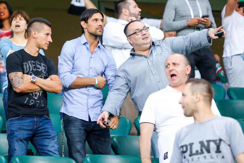 Legia Warszawa 1-0 FC Botosani - fot. Piotr Galas/wiadomosci24.pl (zdjęcie 6 z 84)