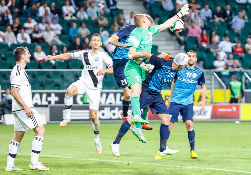 Legia Warszawa 1-0 FC Botosani - fot. Piotr Galas/wiadomosci24.pl (zdjęcie 61 z 84)