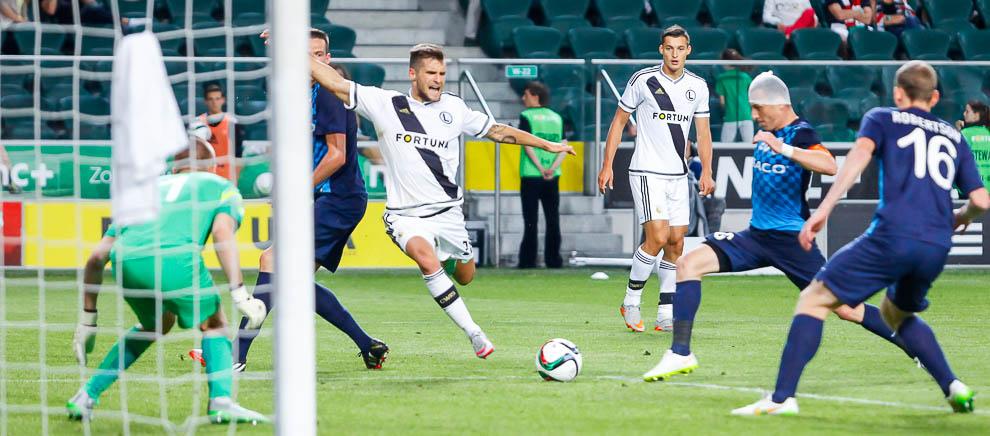 Legia Warszawa 1-0 FC Botosani - fot. Piotr Galas/wiadomosci24.pl (zdjęcie 62 z 84)
