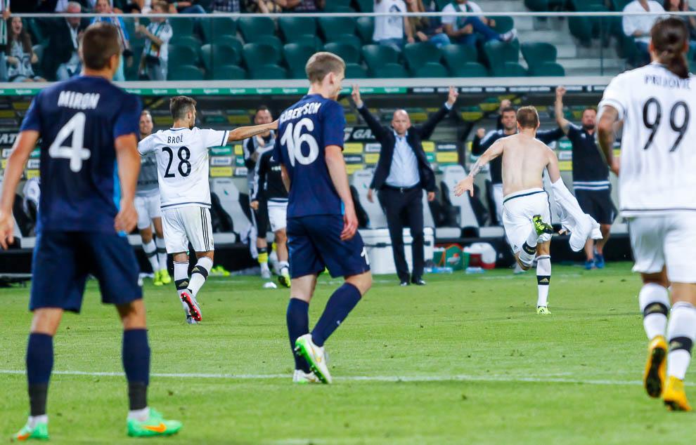 Legia Warszawa 1-0 FC Botosani - fot. Piotr Galas/wiadomosci24.pl (zdjęcie 67 z 84)
