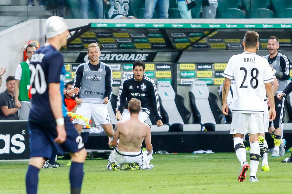 Legia Warszawa 1-0 FC Botosani - fot. Piotr Galas/wiadomosci24.pl (zdjęcie 68 z 84)