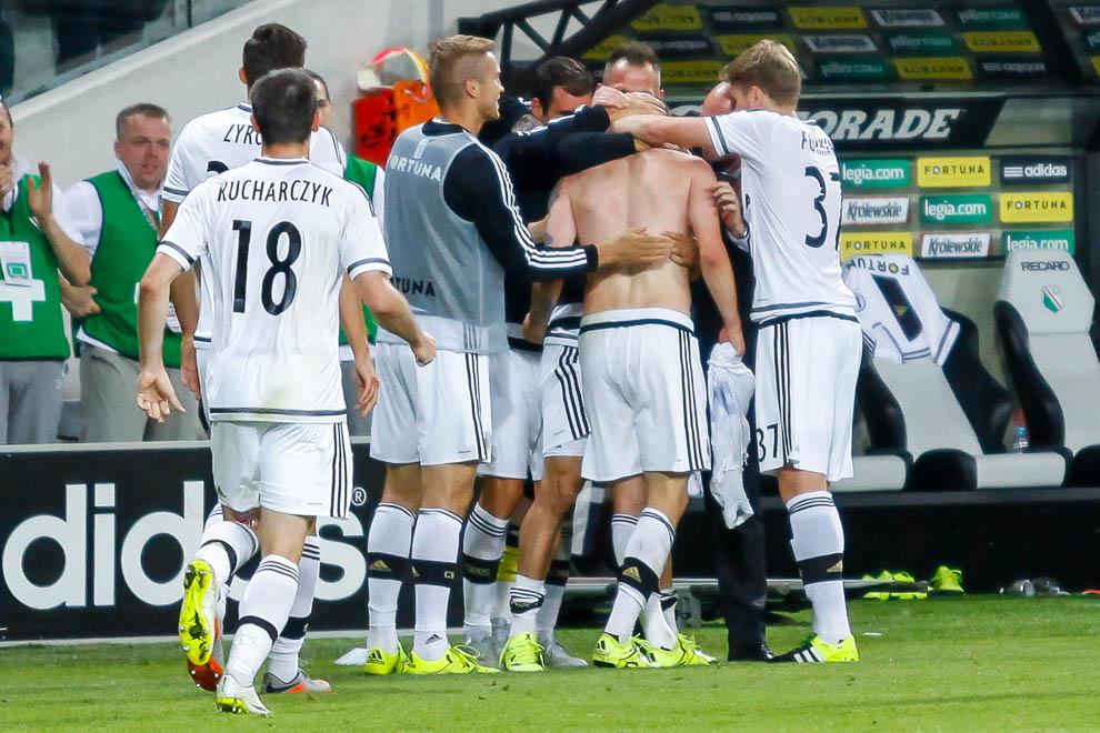 Legia Warszawa 1-0 FC Botosani - fot. Piotr Galas/wiadomosci24.pl (zdjęcie 69 z 84)