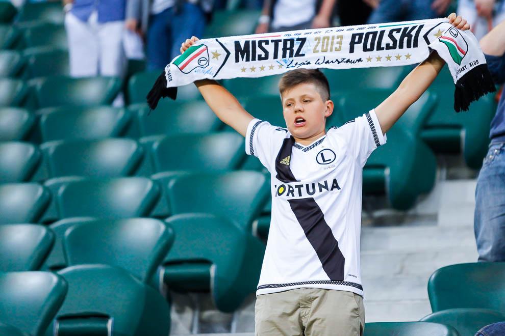 Legia Warszawa 1-0 FC Botosani - fot. Piotr Galas/wiadomosci24.pl (zdjęcie 7 z 84)