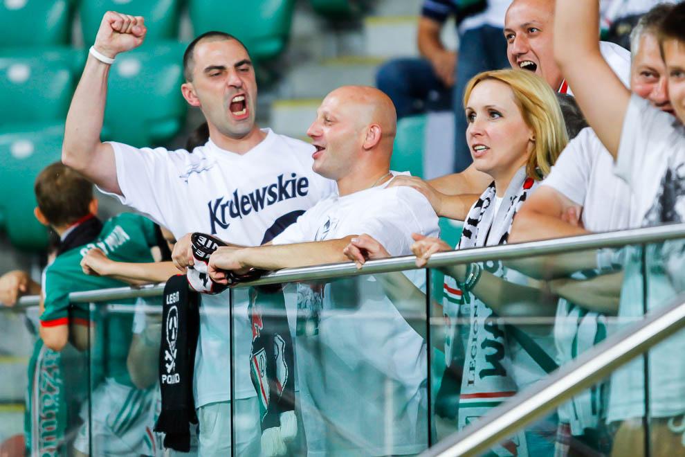 Legia Warszawa 1-0 FC Botosani - fot. Piotr Galas/wiadomosci24.pl (zdjęcie 70 z 84)