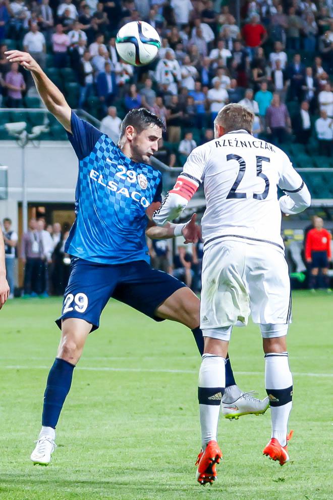 Legia Warszawa 1-0 FC Botosani - fot. Piotr Galas/wiadomosci24.pl (zdjęcie 77 z 84)