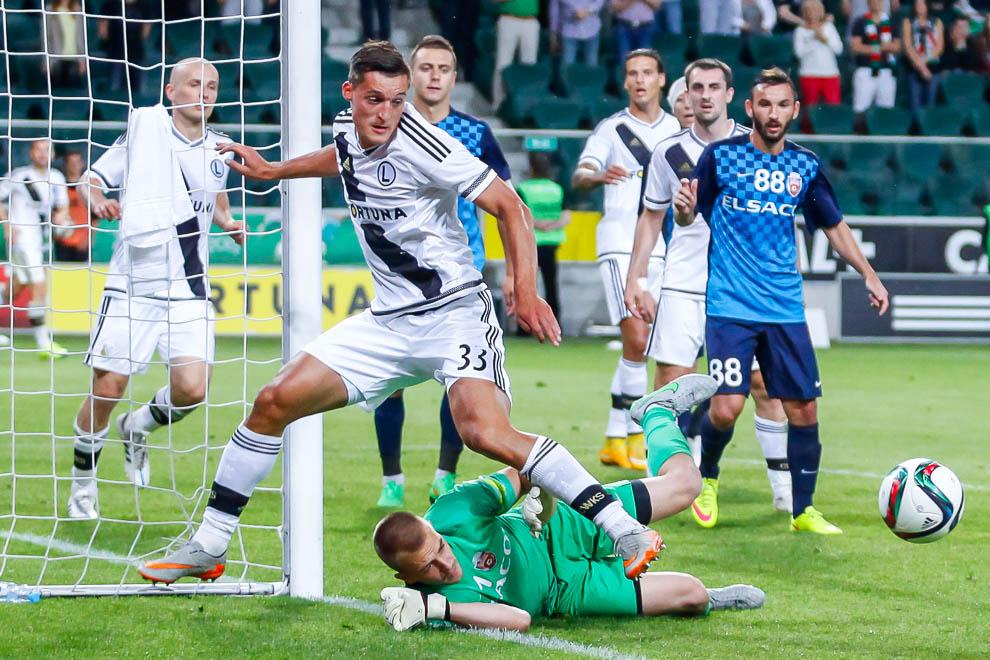 Legia Warszawa 1-0 FC Botosani - fot. Piotr Galas/wiadomosci24.pl (zdjęcie 78 z 84)