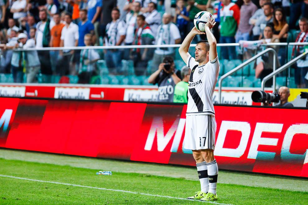 Legia Warszawa 1-0 FC Botosani - fot. Piotr Galas/wiadomosci24.pl (zdjęcie 79 z 84)