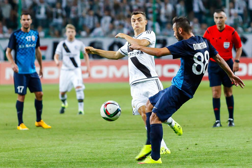 Legia Warszawa 1-0 FC Botosani - fot. Piotr Galas/wiadomosci24.pl (zdjęcie 80 z 84)