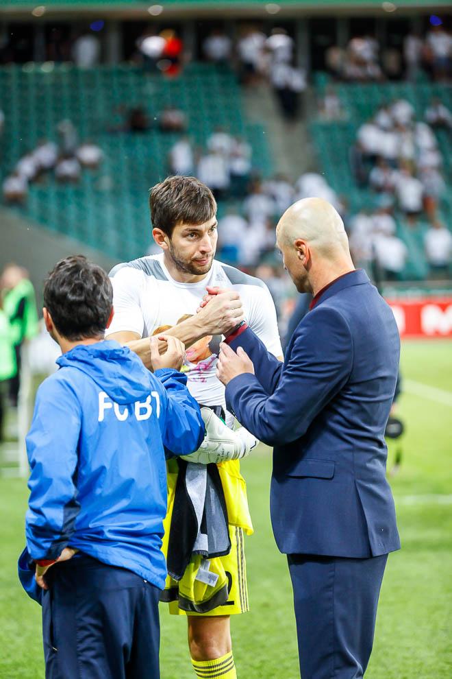 Legia Warszawa 1-0 FC Botosani - fot. Piotr Galas/wiadomosci24.pl (zdjęcie 84 z 84)