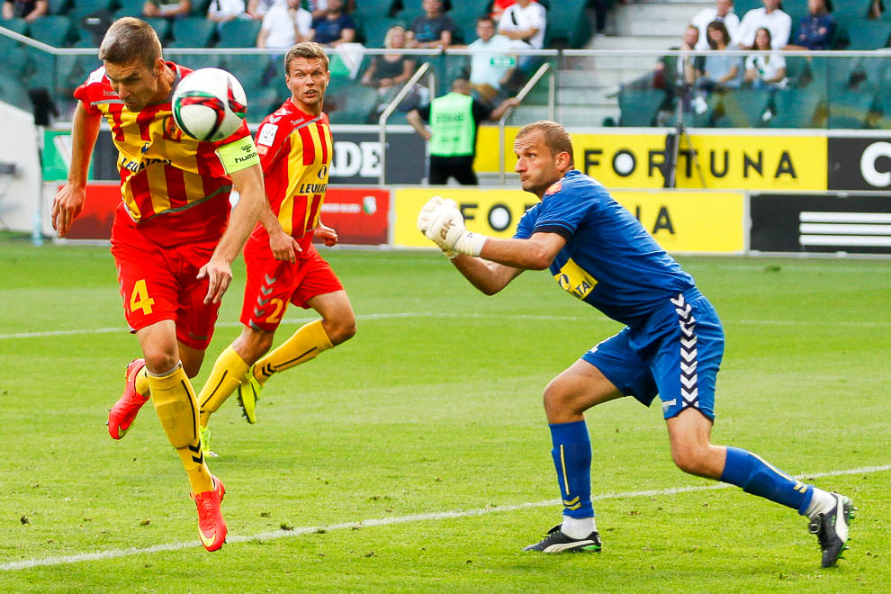 Legia Warszawa 1-2 Korona Kielce - fot. Piotr Galas/wiadomosci24.pl (zdjęcie 19 z 81)