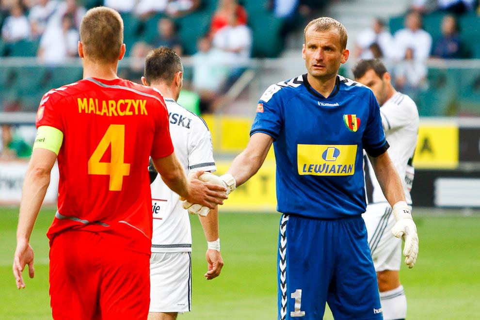 Legia Warszawa 1-2 Korona Kielce - fot. Piotr Galas/wiadomosci24.pl (zdjęcie 20 z 81)