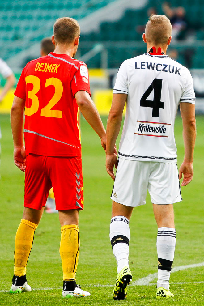 Legia Warszawa 1-2 Korona Kielce - fot. Piotr Galas/wiadomosci24.pl (zdjęcie 21 z 81)