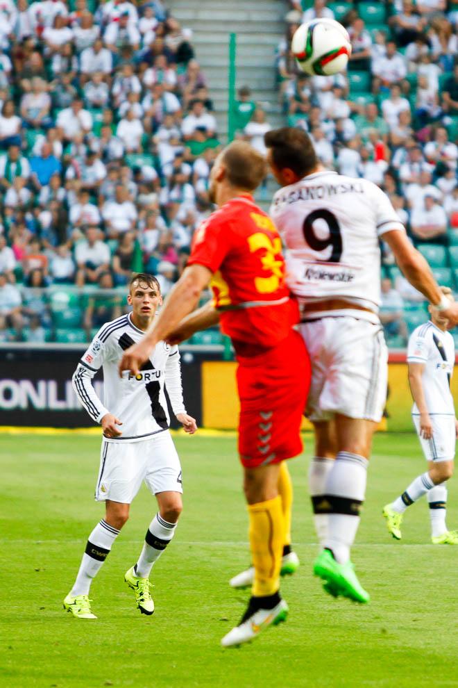 Legia Warszawa 1-2 Korona Kielce - fot. Piotr Galas/wiadomosci24.pl (zdjęcie 22 z 81)