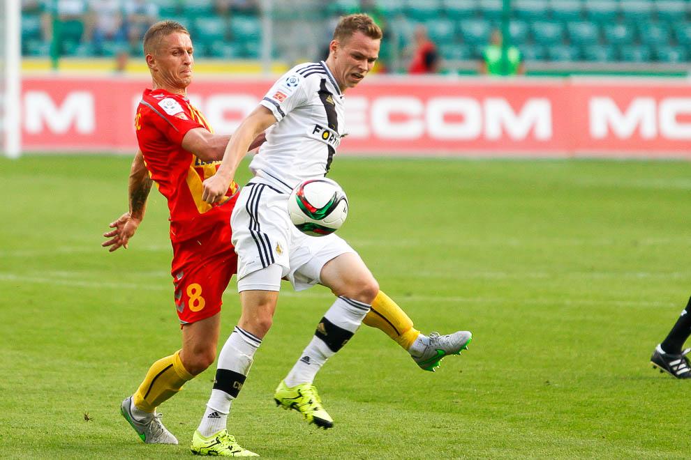 Legia Warszawa 1-2 Korona Kielce - fot. Piotr Galas/wiadomosci24.pl (zdjęcie 23 z 81)