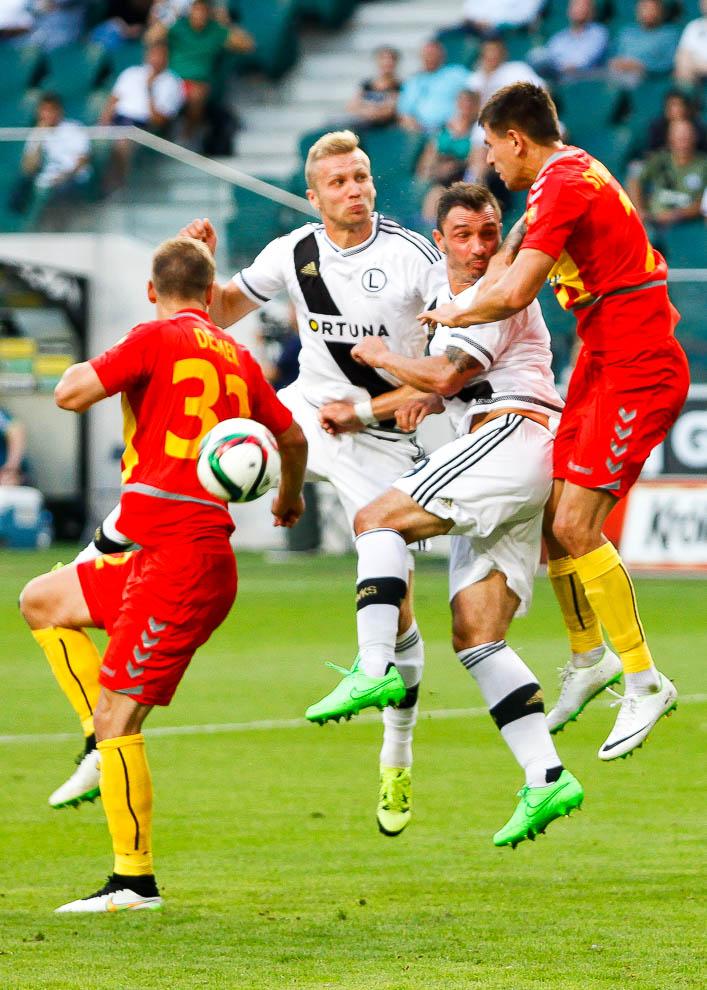 Legia Warszawa 1-2 Korona Kielce - fot. Piotr Galas/wiadomosci24.pl (zdjęcie 25 z 81)
