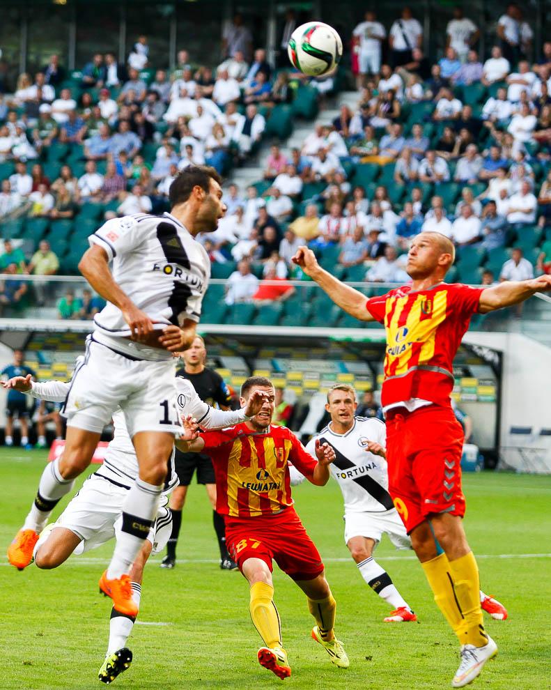 Legia Warszawa 1-2 Korona Kielce - fot. Piotr Galas/wiadomosci24.pl (zdjęcie 29 z 81)