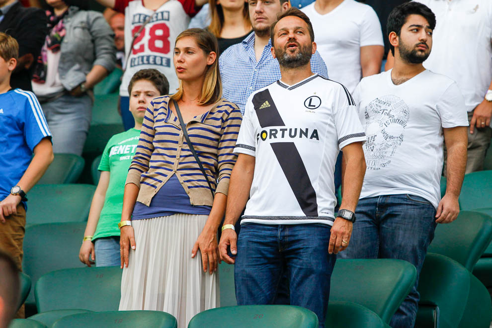 Legia Warszawa 1-2 Korona Kielce - fot. Piotr Galas/wiadomosci24.pl (zdjęcie 3 z 81)