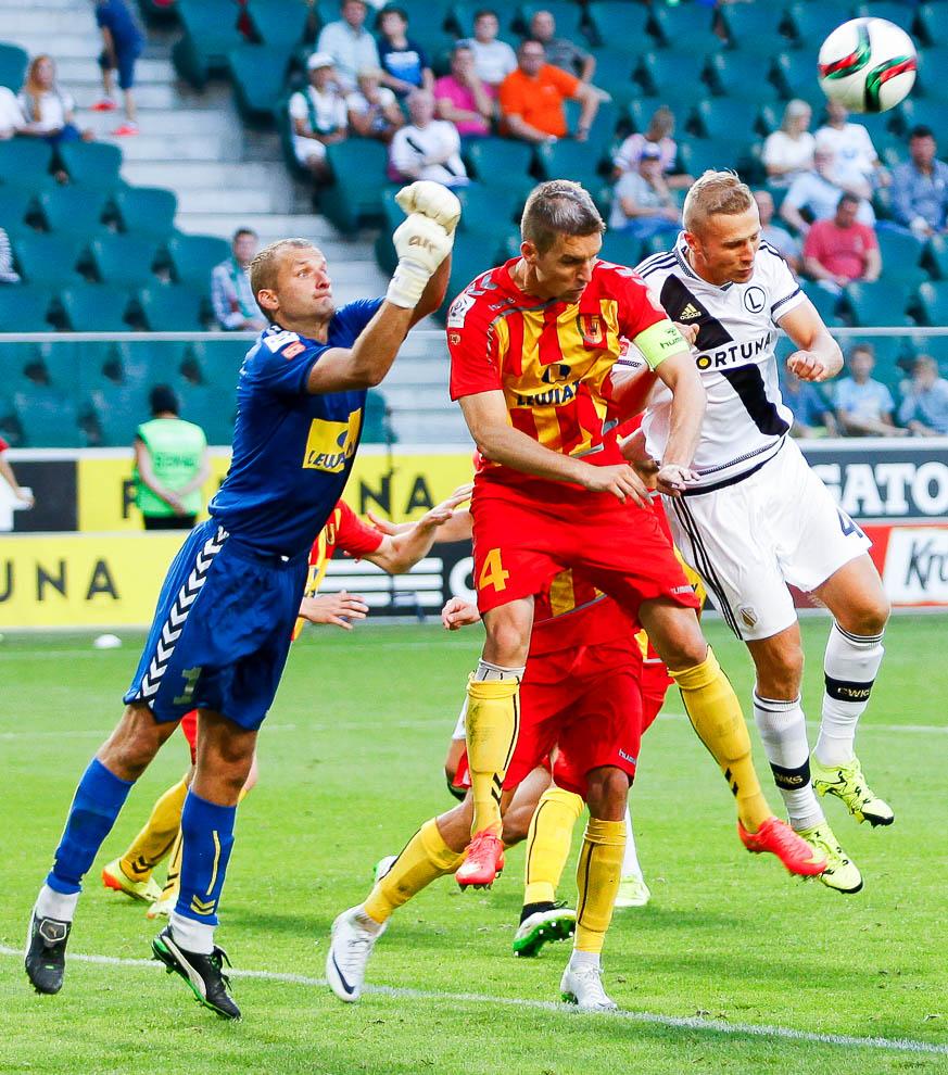Legia Warszawa 1-2 Korona Kielce - fot. Piotr Galas/wiadomosci24.pl (zdjęcie 32 z 81)