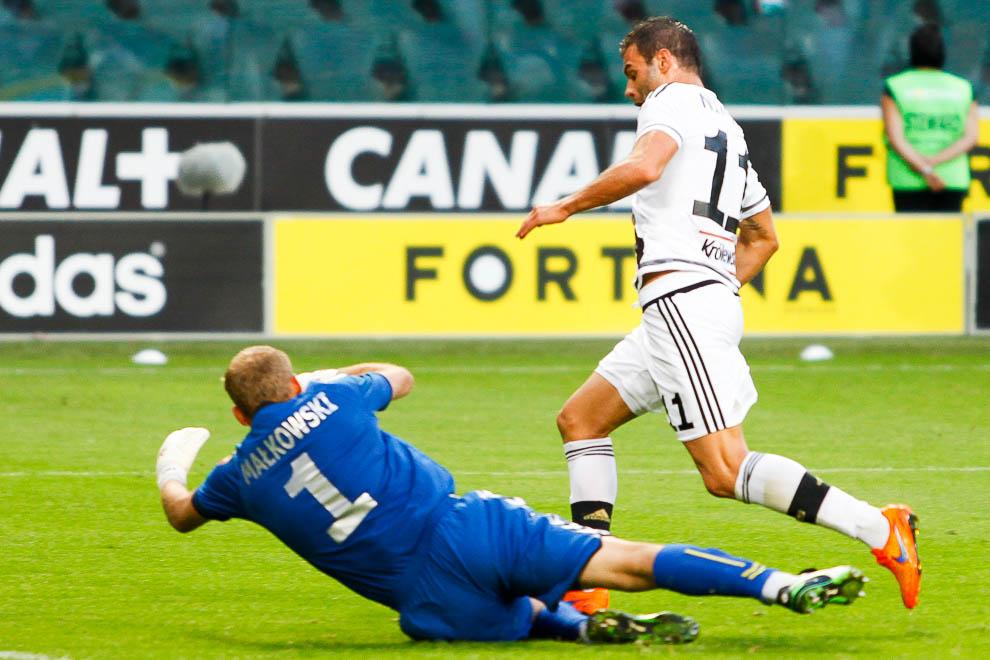 Legia Warszawa 1-2 Korona Kielce - fot. Piotr Galas/wiadomosci24.pl (zdjęcie 37 z 81)