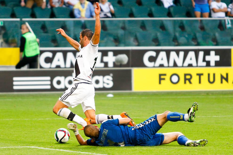 Legia Warszawa 1-2 Korona Kielce - fot. Piotr Galas/wiadomosci24.pl (zdjęcie 38 z 81)