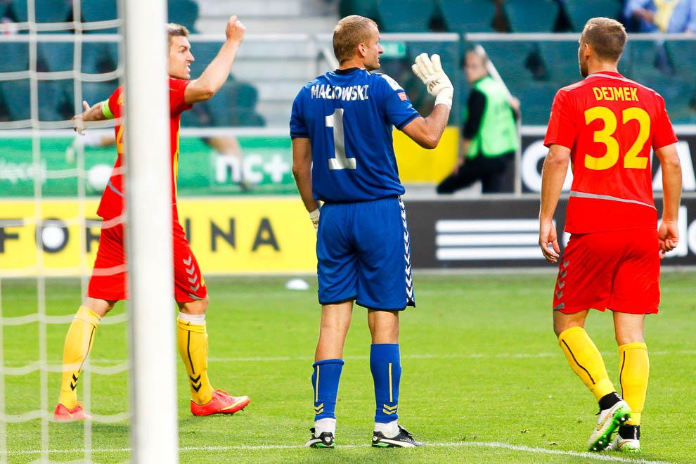 Legia Warszawa 1-2 Korona Kielce - fot. Piotr Galas/wiadomosci24.pl (zdjęcie 39 z 81)