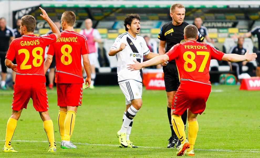 Legia Warszawa 1-2 Korona Kielce - fot. Piotr Galas/wiadomosci24.pl (zdjęcie 41 z 81)